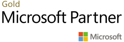 MS Partner Gold 1 line logo