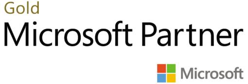 MS Partner Gold 1 line logo